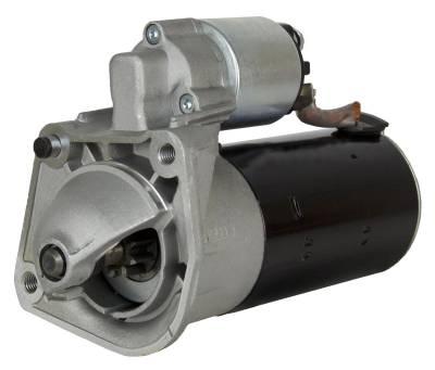 Bosch - New OEM Starter Motor Fits Volvo Penta Marine Inboard D3-190 8602355 8602818 9496882