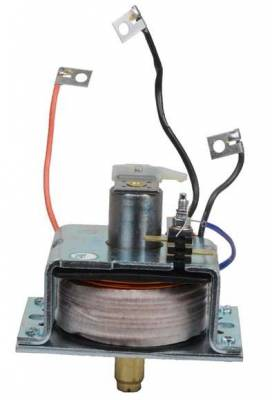 Rareelectrical - New Bosch Style 6 Terminal 12V Solenoid Fits 0001418001 0001418002 0001418003 0001418004 0001418005
