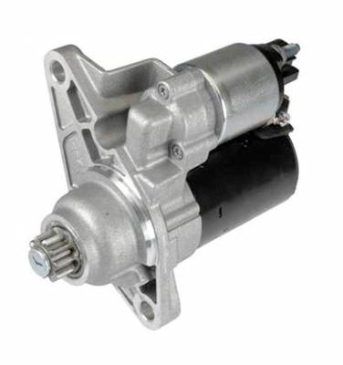 Rareelectrical - New Starter Motor Fits European Model Audi D6gs12 02T911023r 02T911023s 0001120406