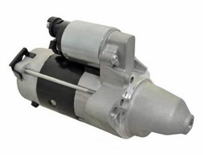 Rareelectrical - New Starter Motor Fits European Model Honda Fr-V 2.2L Ctdi 2005-On Mhg023 M2t85671