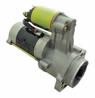 Rareelectrical - New Starter Motor Fits European Model Hyundai Satellite 2.5L Diesel 1997-On 36100-4A000 361004A000