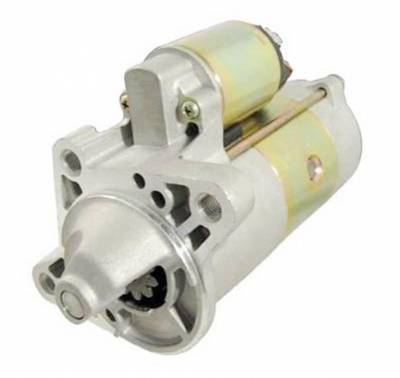 Rareelectrical - New Starter Motor Compatible With European Model Mazda 6 2.0L Turbo Diesel 2002-On Rf5c18400