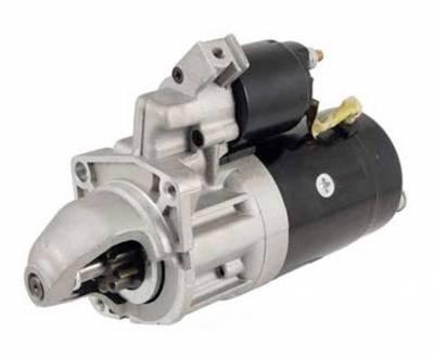 Rareelectrical - New Starter Motor Fits European Model Citroen 5802V4 0-001-216-159 130019808 46231643