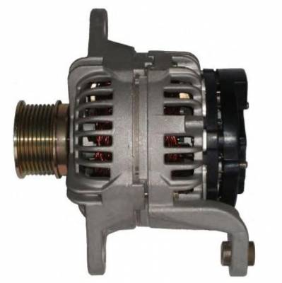 Rareelectrical - New 24V 120A Alternator Fits Caterpillar Grader 160K 140K 120K 3662756 366275602 366-2756 4214022