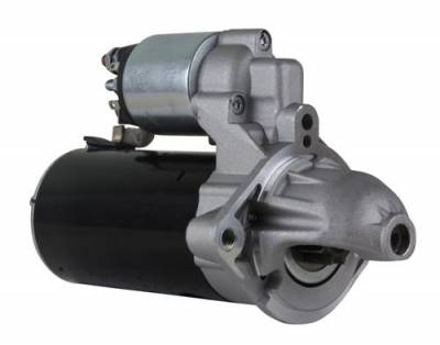 Rareelectrical - New Starter Compatible With Bmw Diesel Euro 330 335 520 0-001-115-041 12417796892 0001115040