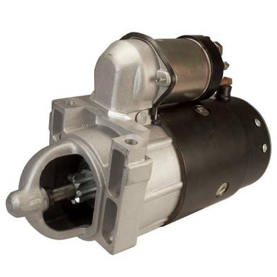 Rareelectrical - New 12V Cw Starter Fits Pontiac Lemans 6.6L 5.7L 5.0L 4.9L 1977 1108445 1108435 1108445 46-0772