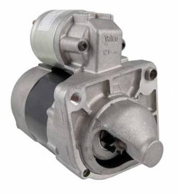 Rareelectrical - New Starter Motor Fits European Model Fiat Panda 1.2L 2X4 4X4 2003-On 46813058 D7e52