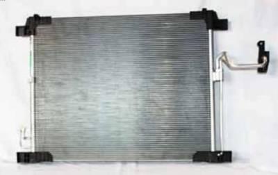TYC - New Ac Condenser Fits Infiniti 08-12 Ex35 Fx35 Fx50 Pfc 92110-1Ba0a In3030161 476480 92110-1Ba0a