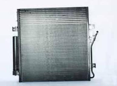 TYC - New Ac Condenser Fits Dodge 07-11 Nitro 68003971Ac P40572 Ch3030229 3655 7-3664 P40572 68003971Ac
