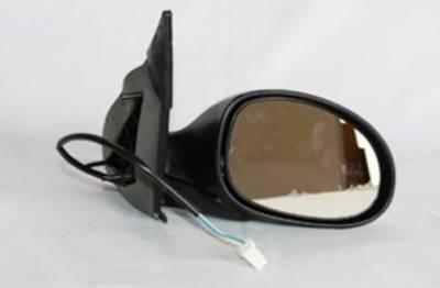 TYC - New Rh Door Mirror Fits Dodge 03-05 Neon Power W/O Heat Ch1321206 4783567Ao Dg39er Ch1321206