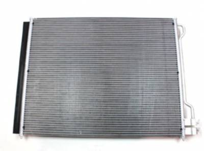 Rareelectrical - New Ac Condenser Fits 2008-2013 Ford E-450 Super Duty 2010 Econoline Van Wagon 9C2z 19712 A