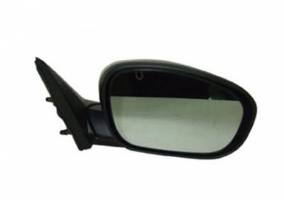 TYC - New Lh Door Mirror Fits Chrysler 05-08 300 Power W/ Heat Ch1320231 60568C Xb811xraj Ch1320231