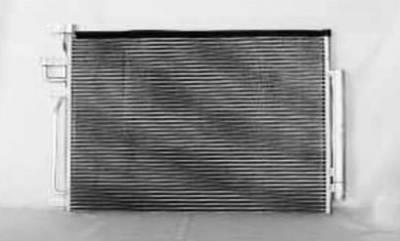 TYC - New Ac Condenser Fits Chevy 12 Cap Fitstiva Sport Pfc Gm3030277 20759645 3087 7-3687 20759645