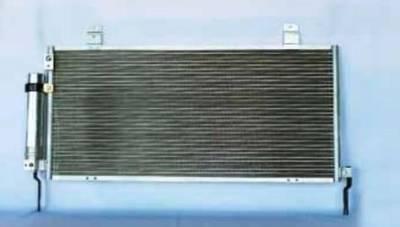 TYC - New Ac Condenser Fits Mitsubishi 09-12 Galant 7812A173 Mi3030173 476550 7-3770 7812A173 Mi3030173