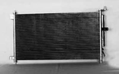 TYC - New Ac Condenser Fits Nissan 07-12 Quest Versa 92100Zw40a Ni3030163 P40538 4815 73594 P40538