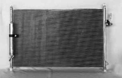 TYC - New Ac Condenser Fits Infiniti 06-10 M35 M45 In3030122 P40480 92100-Eg000 3504 7-3491 P40480
