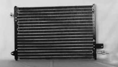 TYC - New Ac Condenser Fits Ford 05-09 Mustang 4.0L 4.6L V6 V8 6R3z19712aa P40438 7-3362 P40438