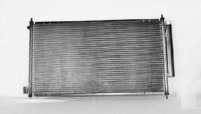 TYC - New Ac Condenser Fits Acura 04-08 Tsx Ac3030119 80110-Sea-013 P40393 80110-Sea-013 P40393
