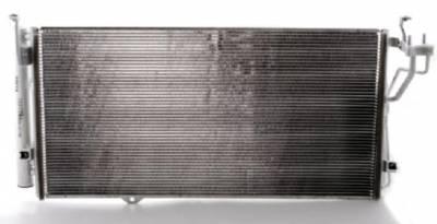 Rareelectrical - New Ac Condenser Fits 2004-2006 Kia Amanti Pfc P40409 97606 3F100 Ki3030114 6548 P40409 97606 3F100