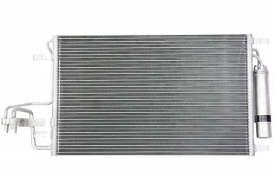 TYC - New Ac Condenser Fits Hyundai 05-09 Tucson 976062E000 Hy3030133 P40442 203323U 3784 P40442 203323U