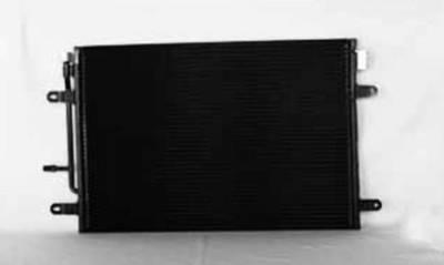 TYC - New Ac Condenser Fits Audi 05-08 A4 Quattro S4 4.2L V8 8E0260403t Au3030127 P40474 P40474 8E0260403t