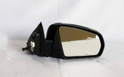 TYC - New Rh Door Mirror Fits Chrysler 07-08 Sebring Power W/Heat 1Al001xrac Ch33er Ch1321270 1Al001xrac