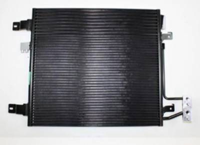 TYC - New Ac Condenser Fits Jeep 07-11 Wrangler Pfc 55056635Aa Ch3030233 3184 4119 7-3768 55056635Aa