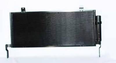 Rareelectrical - New Ac Condenser Fits Mitsubishi 06-12 Eclipse Mi3030171 7812A174 P40517 4129 7-3457 P40517 7812A174