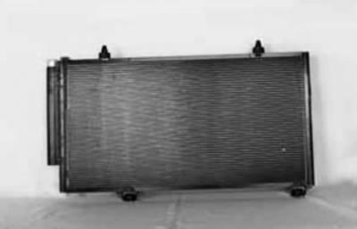 TYC - New Ac Condenser Fits Scion 05-06 Xa Xb Pfc W/ Receiver/Dryer Sc3030103 8845052231 P40471 10446