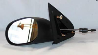 TYC - New Lh Door Mirror Fits Dodge 00-05 Neon Manual Ch1320158 Dg36l 4783561Al Ch1320158 4783561Al Dg36l