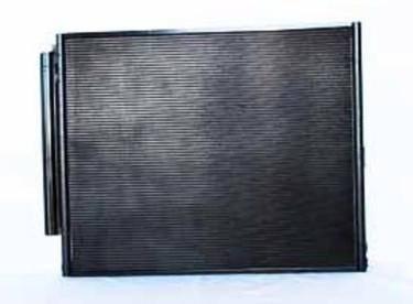 Rareelectrical - New Ac Condenser Fits Toyota 03-09 4Runner To3030199 8846135150 203282U P40335 3672 P40335 203282U