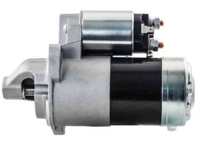 Rareelectrical - New Starter Motor Fits Daewoo Forklift Doosan Lift Truck 36100-23C00 3610023C00 36100-23C00