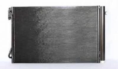 TYC - New Ac Condenser Fits Bmw 06-11 323I 325Ci 325I 325Xi 328I 328Xi 330Ci 330Xi 335Xi P40458 64 50 9
