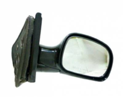 Rareelectrical - New Right Passenger Door Mirror Fits 2001-2007 Chrysler Town & Country Ch1321203 4894410Aa Ch1321203