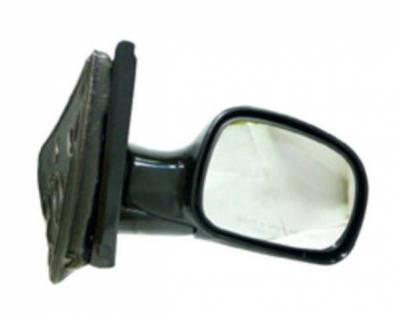Rareelectrical - New Right Passenger Door Mirror Fits Dodge 2001-2007 Caravan Grand Caravan Ch1321203