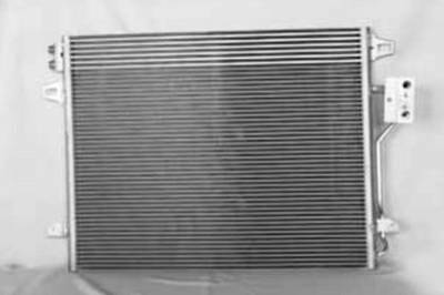 TYC - New Ac Condenser Fits Chrysler 08-12 Town & Country 4677782Aa Ch3030231 7B0317019 4677782Aa