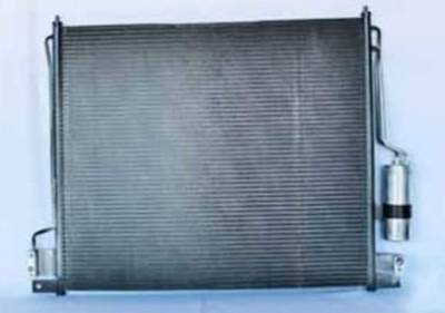 TYC - New Ac Condenser Fits Nissan 08-12 Pathfinder Pfc 92100-Zs20a Ni3030165 3782 7-3769 92100-Zs20a