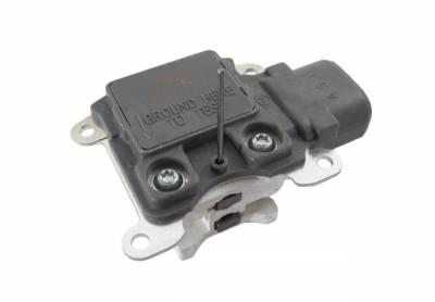 Rareelectrical - Voltage Regulator Brush Holder Fits 3G Lincoln Town Car Continental Navigator Vr823