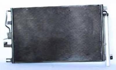 Rareelectrical - New Ac Condenser Fits Pontiac 06-09 Torrent 3.4L V6 15-63245 P40491 7-3468 Gm3030274