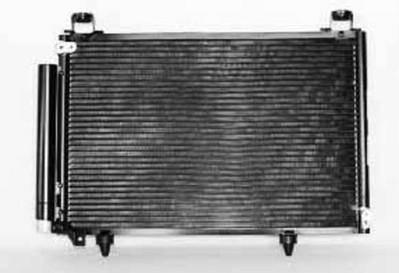 TYC - New Ac Condenser Fits Scion 04 Xa Xb Sc3030101 P40361 10446 7-3300 6280 88450-52131 P40361 10446