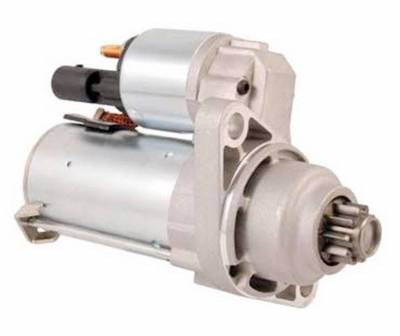 Rareelectrical - New Starter Motor Fits European Model Audi A3 1.6L 2003-On 0-001-120-408 0001120409