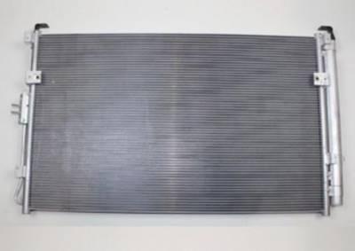 TYC - Ac Condenser Fits Kia 06-12 Sedona Pfc W/ Receiver/Dryer 976064D900 P40521 P40521 976064D900