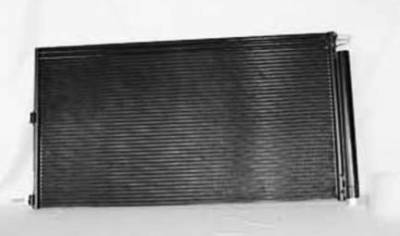 TYC - New Ac Condenser Fits Ford 07-13 Expedition F150 F250 F450 Super Duty P40577 7-3618 P40577