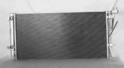 TYC - Ac Condenser Fits Kia 07-11 Rondo Pfc P40704 Ki3030119 4868 7-3658 97606-1D100 P40704 97606-1D100