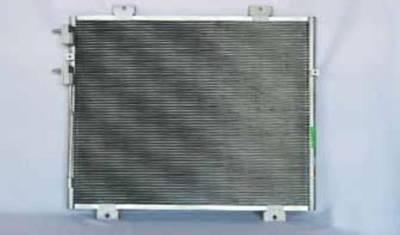 TYC - New Ac Condenser Fits Mitsubishi 06-09 Raider Pfc 55056352Ac P40433 Ch3030216 7-3666 P40433