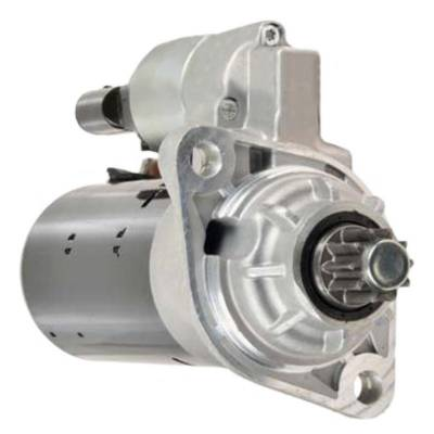 Rareelectrical - New 12V Starter Fits Volkswagen Europe Transporter 128Kw 04-09 Is1285 02M911023q