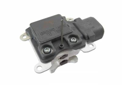 Rareelectrical - Voltage Regulator Brush Holder Fits 3G Ford Heavy Duty F600 F700 F800 F900 1V1116