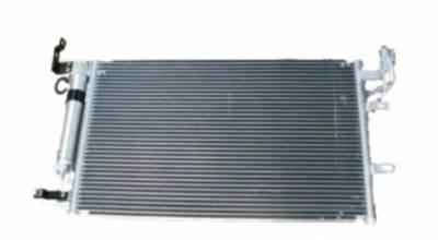 Rareelectrical - New Ac Condenser Fits 2007-09 Kia Spectra5 Spectra Pfc P40410 976062F001 7-3347 P40410 976062F001