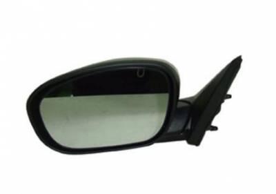 TYC - New Rh Door Mirror Fits Chrysler 05-08 300 Power W/ Heat Ch1321231 Ch32er 60567C Ch1321231 Xb801xraj
