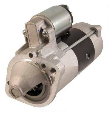 Rareelectrical - New Starter Fits Mitsubishi Space Gear 2.5L Turbo Diesel 1994-1998 M2t87072zt 0986022720 0986Jr1166